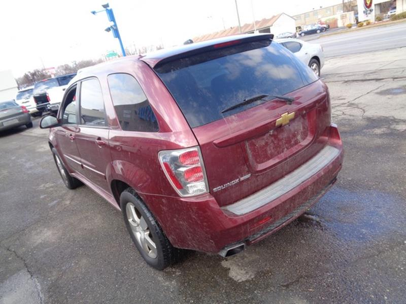 2008 Chevrolet Equinox Detroit Used Car for Sale