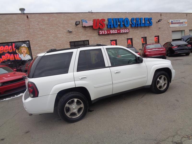 2009 Chevrolet Trailblazer car for sale in Detroit