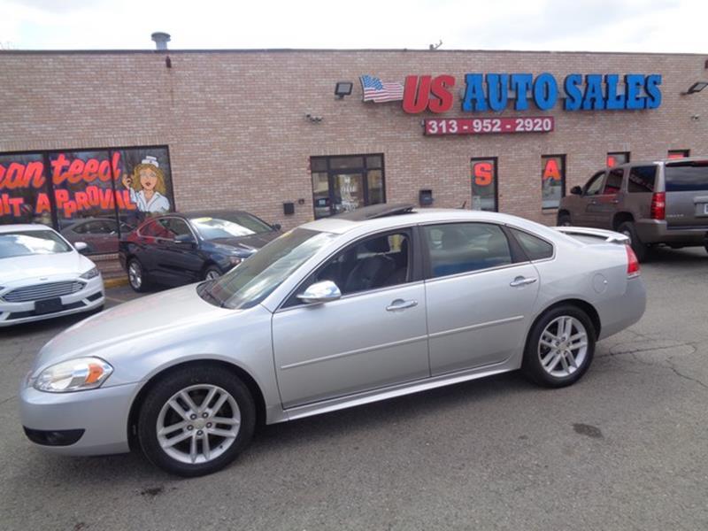 2012 Chevrolet Impala car for sale in Detroit
