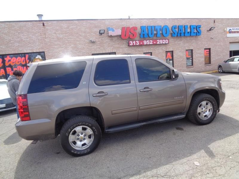 2011 Chevrolet Tahoe car for sale in Detroit
