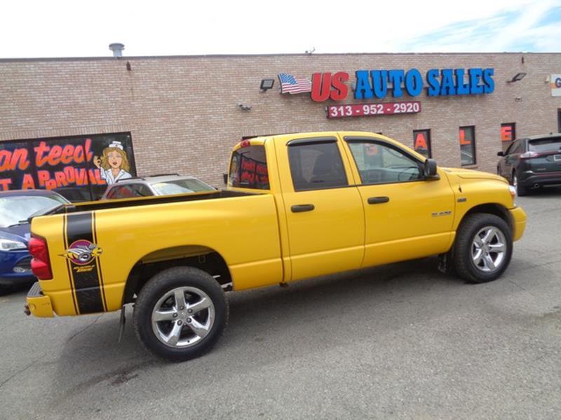 2008 Dodge Ram Pickup 1500 car for sale in Detroit