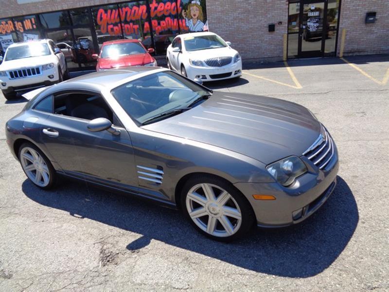 2004 Chrysler Crossfire car for sale in Detroit