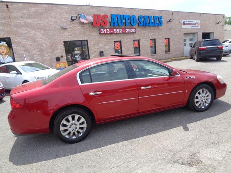 2009 Buick Lucerne car for sale in Detroit