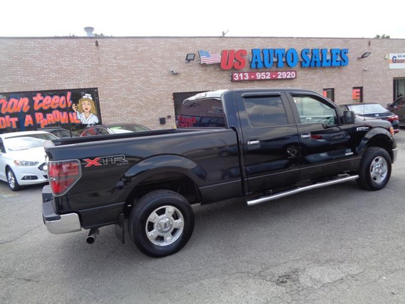 2011 Ford F-150 car for sale in Detroit