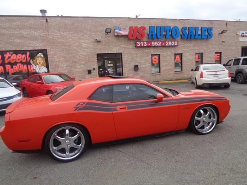 2010 Dodge Challenger car for sale in Detroit