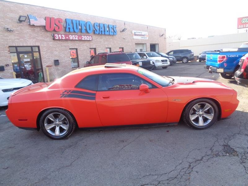 2010 Dodge Challenger car for sale in Detroit