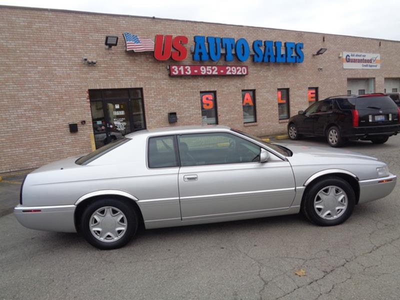 1999 Cadillac Eldorado car for sale in Detroit