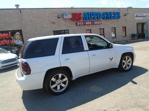 2008 Chevrolet TrailBlazer for sale in Redford, MI