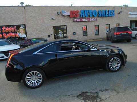 2014 Cadillac CTS for sale in Redford, MI