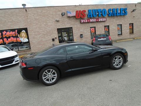 2015 Chevrolet Camaro for sale in Redford, MI