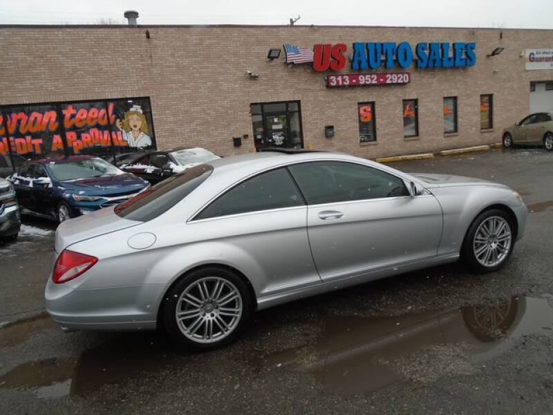 2008 Mercedes-Benz Cl-class car for sale in Detroit