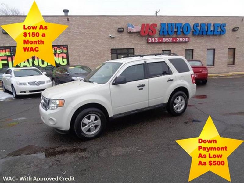 2010 Ford Escape car for sale in Detroit