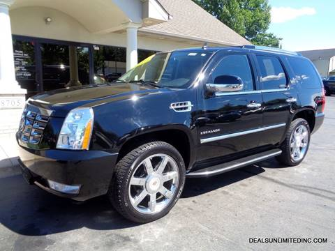 2012 cadillac escalade for sale in michigan. Black Bedroom Furniture Sets. Home Design Ideas