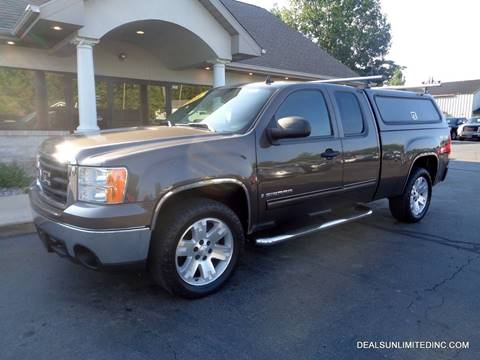 2008 GMC Sierra 1500 for sale in Portage, MI