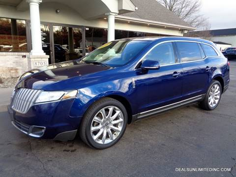 2011 Lincoln MKT for sale in Portage, MI