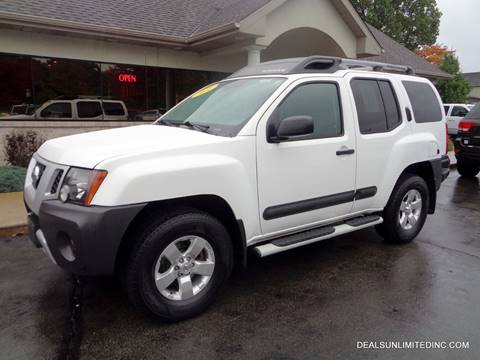 2011 Nissan Xterra for sale in Portage, MI