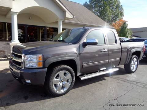 2011 Chevrolet Silverado 1500 for sale in Portage, MI