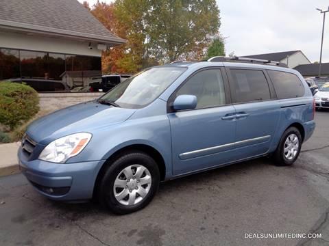2007 Hyundai Entourage for sale in Portage, MI