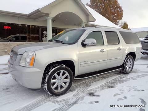 2010 GMC Yukon XL for sale in Portage, MI