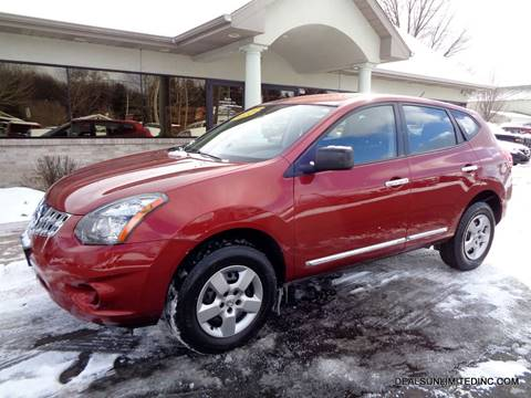 2015 Nissan Rogue Select S for sale at DEALS UNLIMITED INC in Portage MI