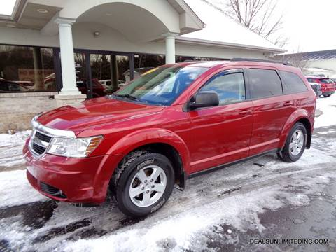 2010 Dodge Journey SE for sale at DEALS UNLIMITED INC in Portage MI