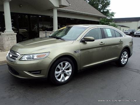 ford taurus for sale in portage mi. Black Bedroom Furniture Sets. Home Design Ideas