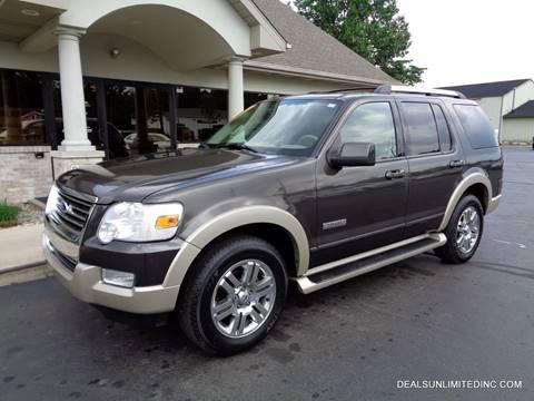 2007 Ford Explorer for sale in Portage, MI