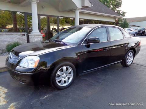 2007 Ford Five Hundred for sale in Portage, MI