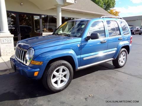 2006 Jeep Liberty for sale in Portage, MI