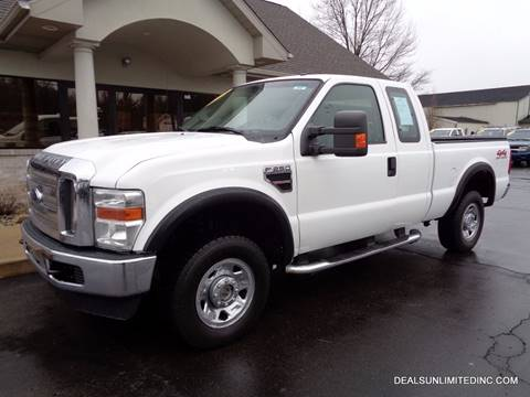 2008 Ford F-250 Super Duty for sale in Portage, MI