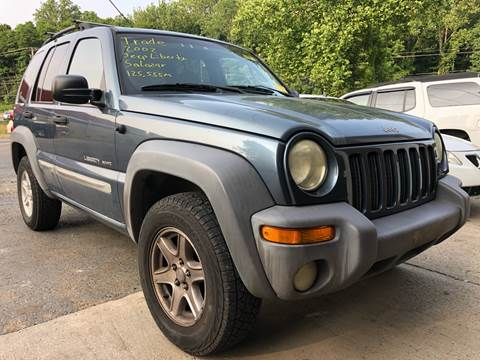 2002 Jeep Liberty for sale in Poughkeepsie, NY