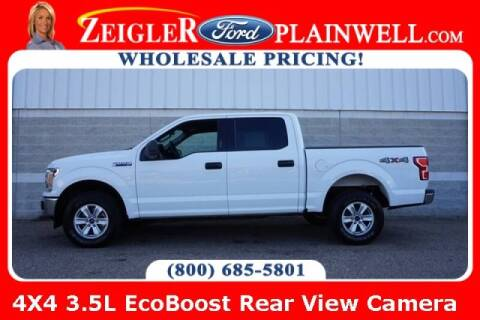 Harold Zeigler Plainwell >> Ford Cars Pickup Trucks Specials Plainwell Mi 49080 Harold