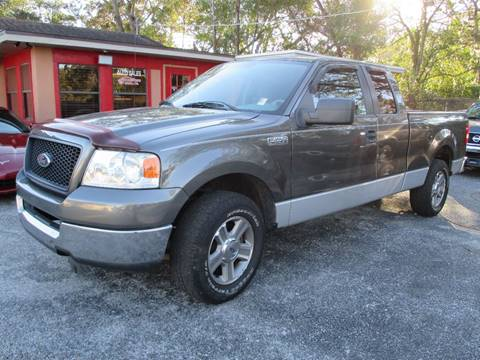 2005 Ford F-150 for sale at Auto Liquidators of Tampa in Tampa FL