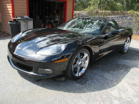2006 Chevrolet Corvette for sale at Auto Liquidators of Tampa in Tampa FL