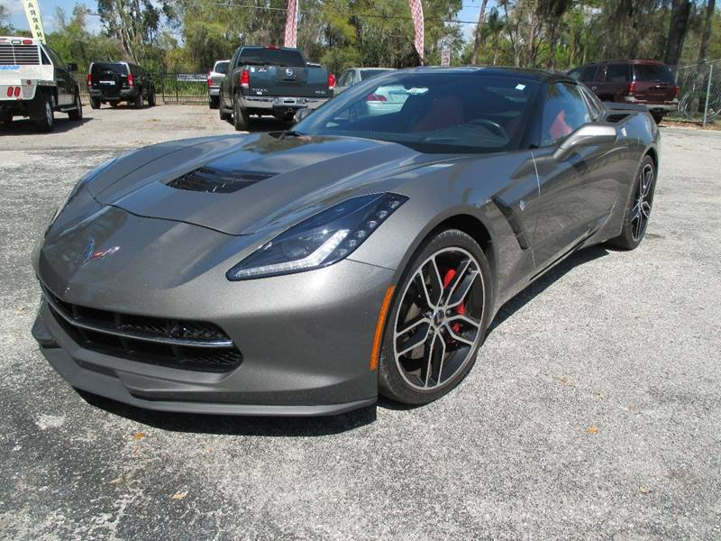 2016 Chevrolet Corvette for sale at Auto Liquidators of Tampa in Tampa FL