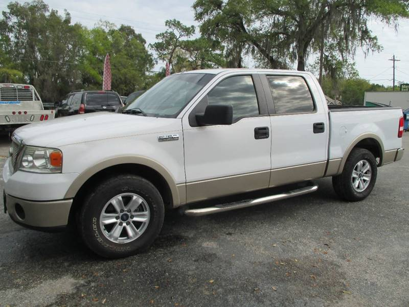 2007 Ford F-150 for sale at Auto Liquidators of Tampa in Tampa FL