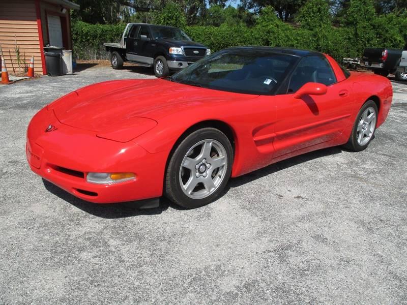 1998 Chevrolet Corvette for sale at Auto Liquidators of Tampa in Tampa FL