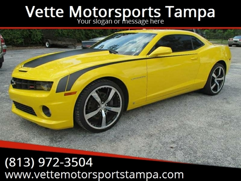 2010 Chevrolet Camaro for sale at Auto Liquidators of Tampa in Tampa FL