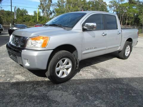 2010 Nissan Titan for sale at Auto Liquidators of Tampa in Tampa FL