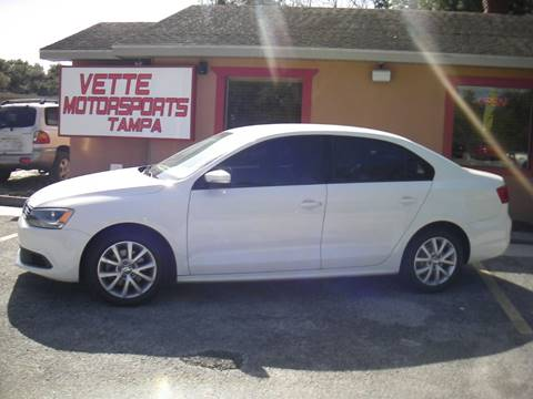 2012 Volkswagen Jetta for sale in Tampa, FL