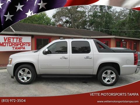 2011 Chevrolet Avalanche for sale at Auto Liquidators of Tampa in Tampa FL