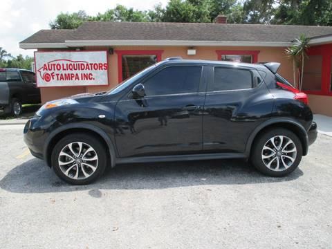 2011 Nissan JUKE for sale at Auto Liquidators of Tampa in Tampa FL