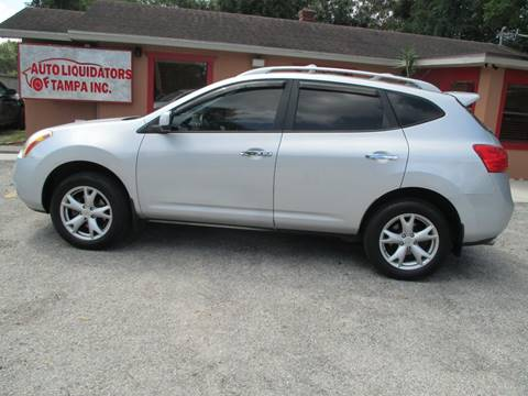 2010 Nissan Rogue for sale in Tampa, FL