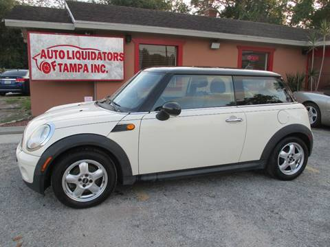 2010 MINI Cooper for sale at Auto Liquidators of Tampa in Tampa FL
