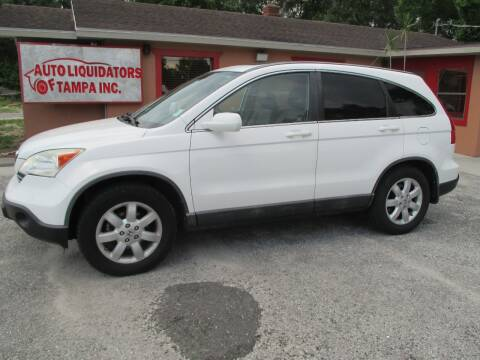 2009 Honda CR-V for sale at Auto Liquidators of Tampa in Tampa FL