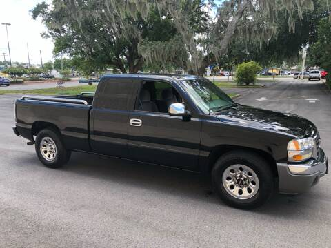 2006 GMC Sierra 1500 for sale at Auto Liquidators of Tampa in Tampa FL