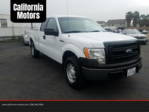 2013 Ford F-150 for sale in Stockton, CA