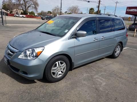 2007 Honda Odyssey for sale in Stockton, CA