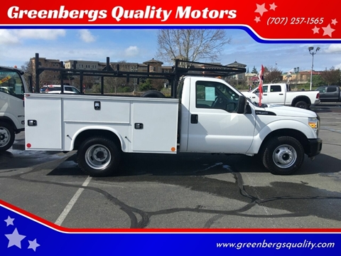 2015 Ford F-350 Super Duty for sale in Napa, CA