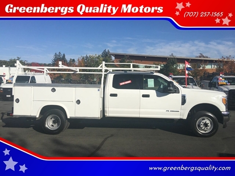 2017 Ford F-350 Super Duty for sale in Napa, CA